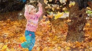 Стихи про осень для малышей