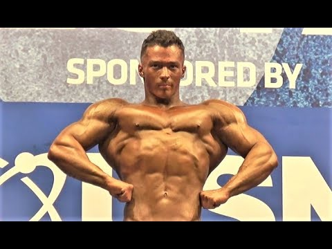 NABBA USN Britain Finals 2017 - First Timers