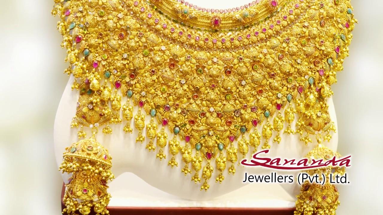 Sanonda Jewellers Pvt. Ltd. TVC. - YouTube