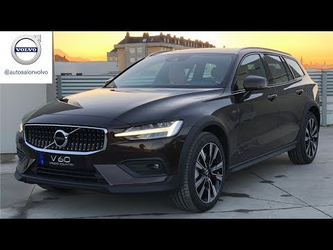 🆕 VOLVO V60 CROSS COUNTRY '19 D4 AWD Pro || Review en profundidad