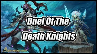 Duel Of The Death Knights Tavern Brawl Hearthstone