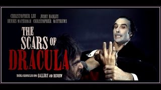 Hammer Horror Film Reviews - Scars of Dracula (Pt.1 of 2)