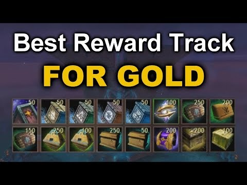 Opening 50x Domain Of Istan Reward Track  |  Guild Wars 2