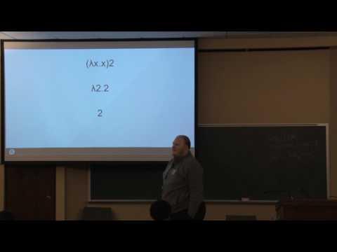 Adam McCullough - Greek Classics: Lambda Calculus For Beginners - λC 2017
