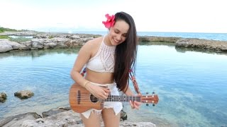 Carlos Vives, Shakira - La Bicicleta (ukulele cover)