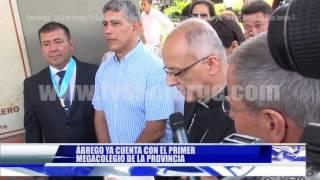 ÁBREGO YA CUENTA CON EL PRIMER MEGACOLEGIO DE LA PROVINCIA