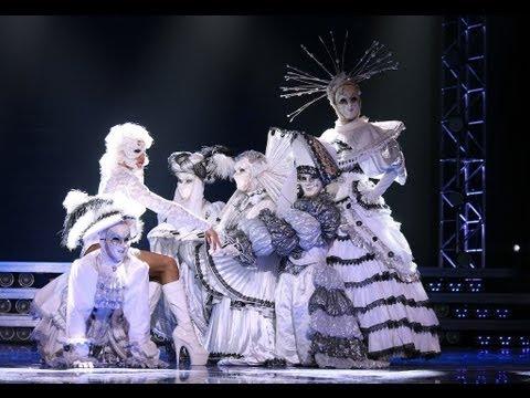 Венецианский карнавал/Lady Gaga