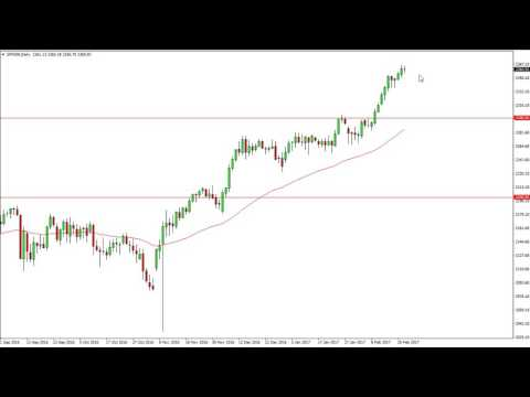 S & P 500 Technical Analysis for February 23 2017 by FXEmpire.com