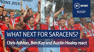 How should Saracens' Salary Cap breaches be punished?