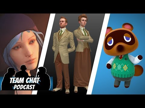 Favorite Non-playable Characters - Volume 2 - Team Chat Podcast Episode 109