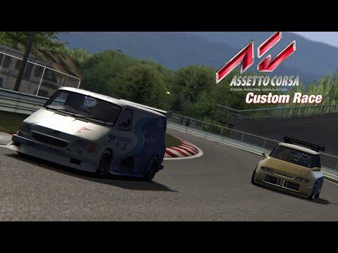 Assetto Corsa Custom Race: Battle of the Vans! | Grand Valley Speedway