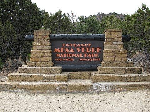 Mesa Verde National Park Colorado Ancient Ancestral Pueblo Anasazi People Four Corners Music