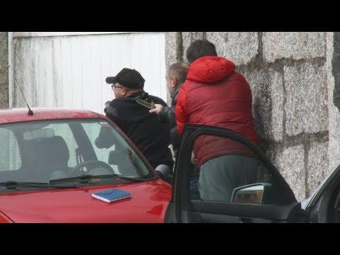 Así fue la agresión de varios miembros de la familia Charlín a los periodistas