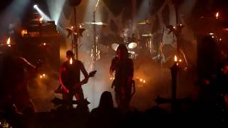 Watain - The Serpents Chalice + Total Funeral at Nouveau Casino 2010