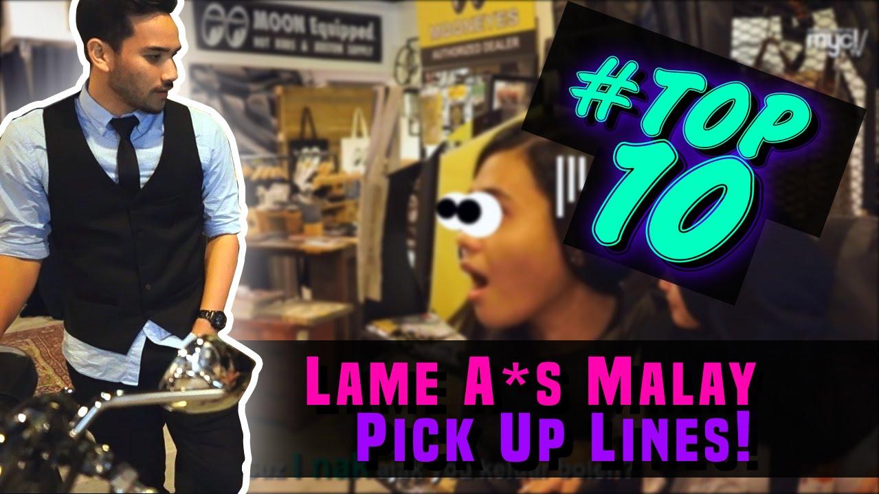 #Top 10 Lame A*s Malay (Bahasa Melayu) Pick Up Lines ...