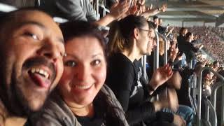 Metallica live sap arena Mannheim Germany 2018