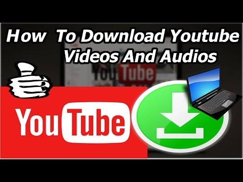 How To Download Audio [ Only ]  Or  Videos From YOUTUBE And All Websites To Your Computer