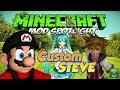 Minecraft Mods Custom Steve Forge 1 7 2 1 6 4 mp3