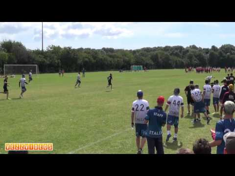 Italy vs Belgium (full game) EUC2015 Copenhagen