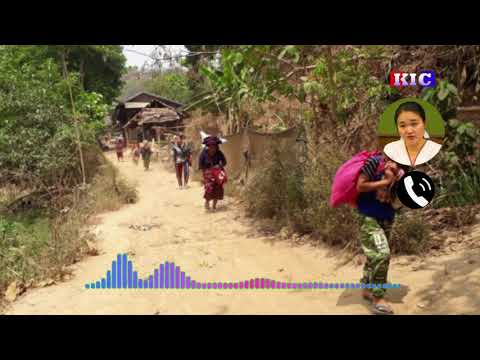 Radio Karen : Naw K'Nyaw Paw| Burma Army Airstrike Forcing 10,000 Local villagers out of their homes