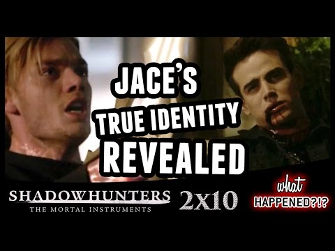 SHADOWHUNTERS 2x10 Recap: MALEC I Love You, Jace's True Identity | What Happened?!?