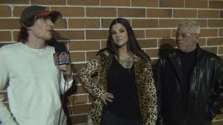 Adult film star Bonnie Rotten chats with TMA's Plowboy and Iggy
