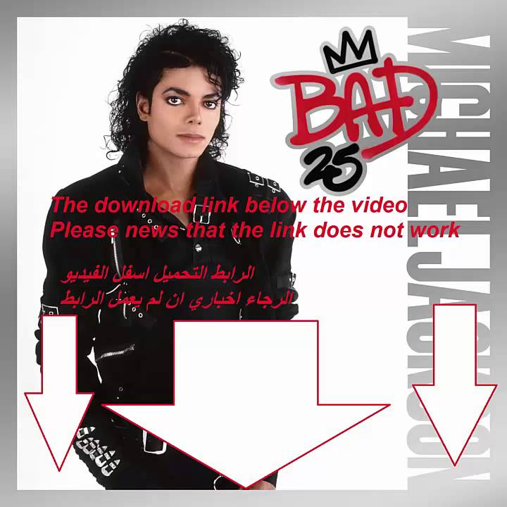 Michael jackson bad, 1987 (full, cd, album) [free download link.