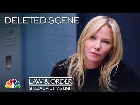 Law & Order: SVU - A Rocky Start (Deleted Scene)