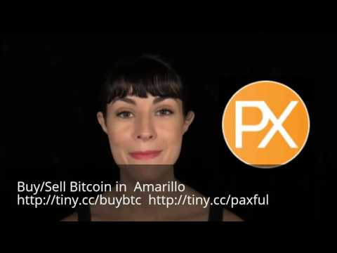 Buy Bitcoin Amarillo