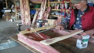 Building An Adirondack Chair