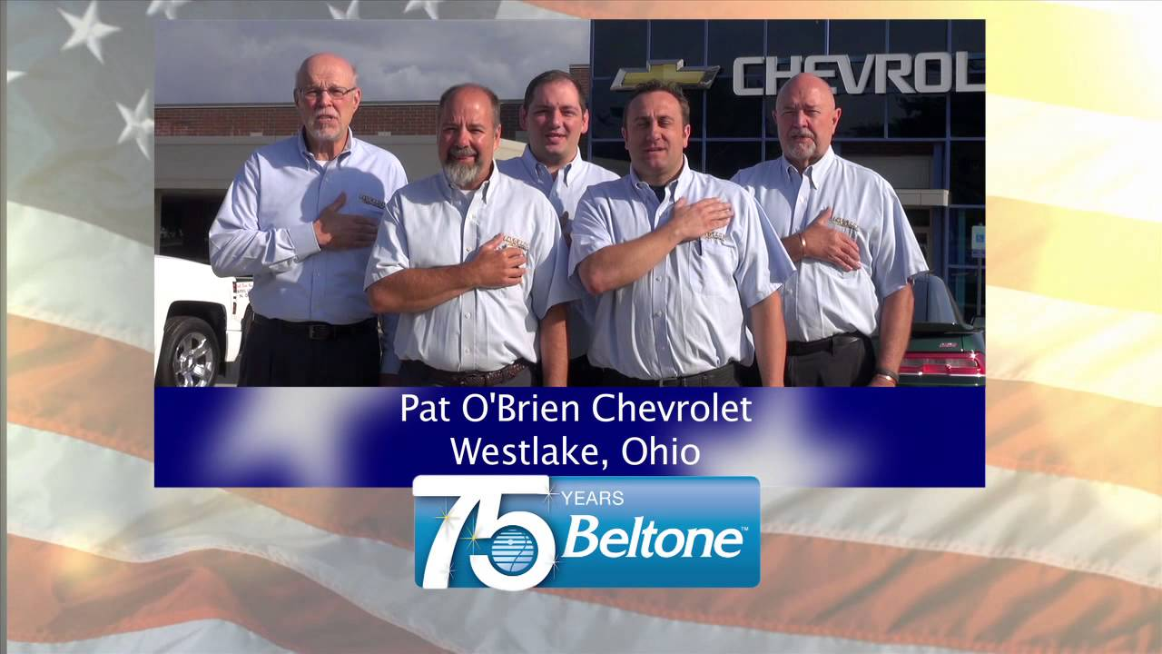 Beautiful Pledge 10 01 Pat Ou0027Brien Chevrolet Westlake   YouTube