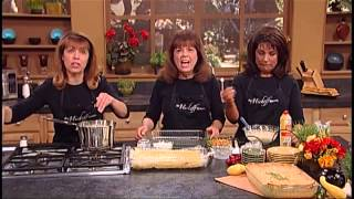 "The Micheff Sisters -- ""let's Cook Italian"""