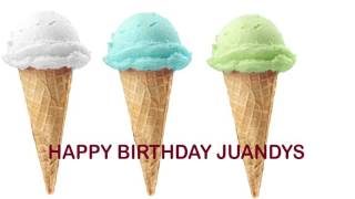 Juandys  Ice Cream & Helados