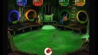 Buzz monster Rumble: Sewer Flush