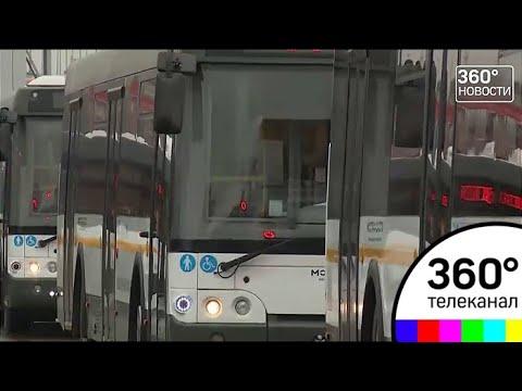 На линии Подмосковья вышли 150 новых автобусов