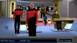 Star Trek A Final Unity Walkthrough - Part 1 - A Garidian Encounter
