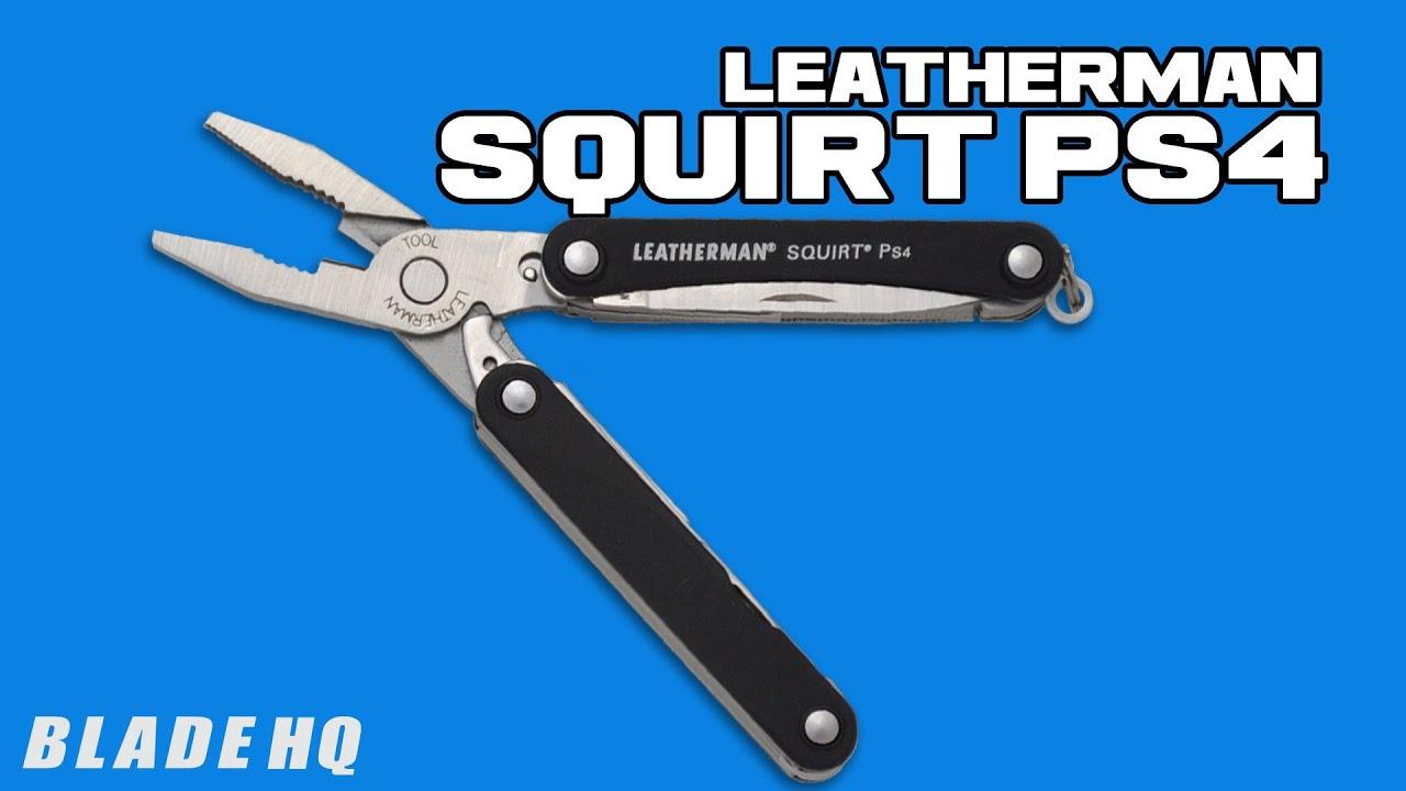 Multi-Tool SQUIRT® ES4 Black