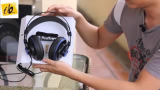 [ido Audio] tai nghe presonus HD7 - chiếc tai nghe phòng thu chuyên nghiệp