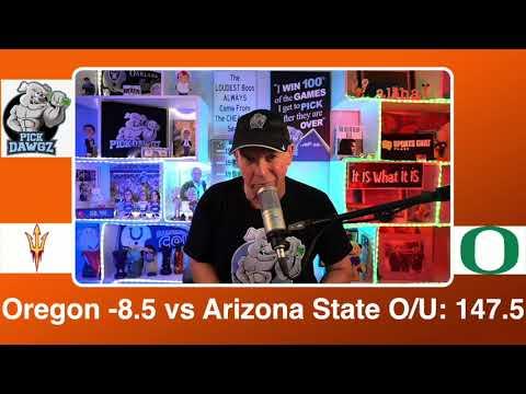 Oregon vs Arizona State 3/11/21 Free College Basketball Pick and Prediction CBB Betting Tips