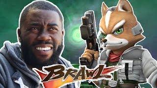 Super Smash Bros: Melee Vs. Brawl