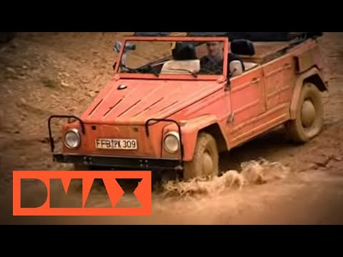 D MOTOR - VW Kübelwagen vs. Landrover Discovery
