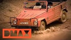VW Kübelwagen vs. Landrover Discovery  D MOTOR   DMAX Deutschland