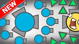 Diep.io FINALLY GETS AN UPDATE!!!! BRAND NEW