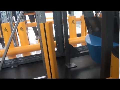 iFlex RackGuard test