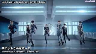 [HD] INFINITE - ネコハジャ (Be Mine) MV/PV [Japanese + Romanization + English Lyrics/Subs]