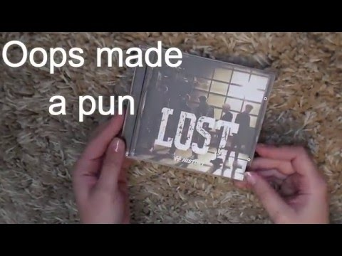 History Lost Unboxing (A,B,C, Special)