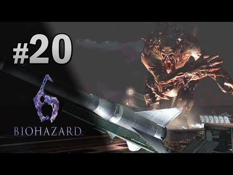 #20 拉昆市惡夢重現   Biohazard 6 生化危機 6 中文版