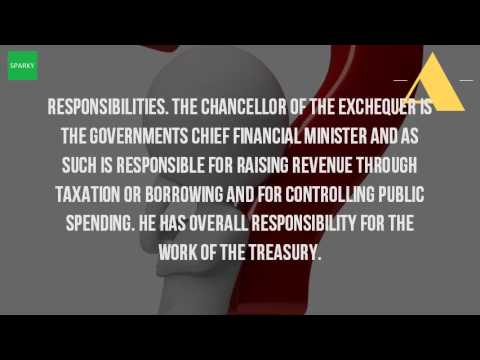 What Is The Chancellor Of The Exchequer?