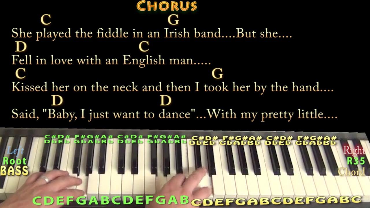 Galway girl ed sheeran piano jamtrack in g with chordslyrics galway girl ed sheeran piano jamtrack in g with chordslyrics hexwebz Images
