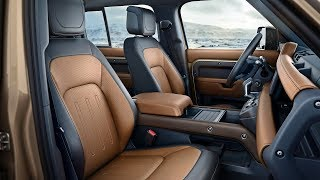 2020 Land Rover Defender - INTERIOR and Features